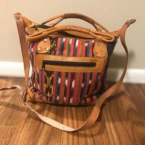Huipil Guatemalian purse